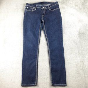 Vigoss The Pacific Skinny Jeans Dark Wash 11/12 31